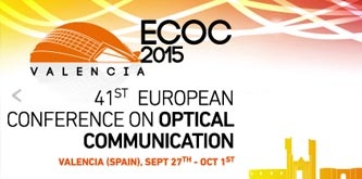 41st European Conference on Optical Communications, ECOC2015